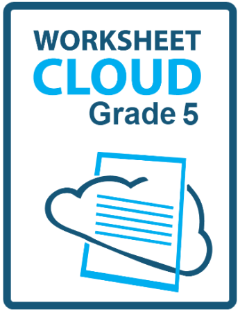 WorksheetCloud Grade 5