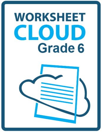 WorksheetCloud Grade 6