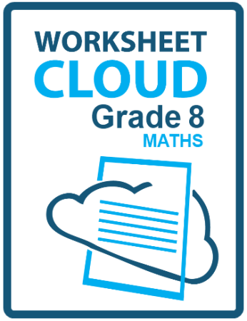 WorksheetCloud Grade 8 Maths