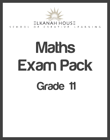mathematics grade 11 exam papers and memos