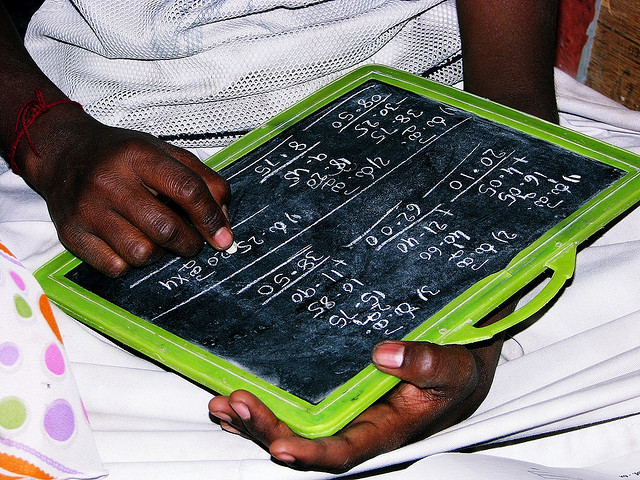 Maths on Slate